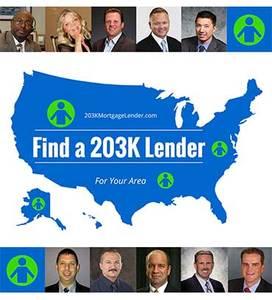 Find-A-203K-Lender